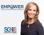 Scientific Games Announces CBS Senior National Security Analyst and Former Homeland Security Chair Frances Townsend To Give EMPOWER Conference Keynote Address