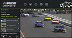 NASCAR Becomes First Sports League to Launch DeskSite Video App