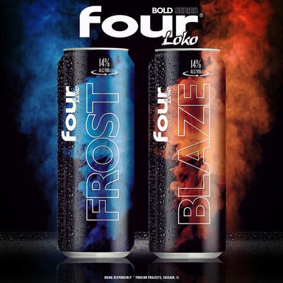 "Four Loko ""Bold Series"""