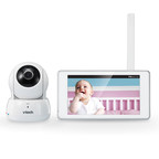 VTech Unveils New HD Wi-Fi Cameras and Touchscreen Monitors in Award-Winning Baby Monitor Line