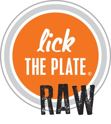 The new Lick the Plate Raw