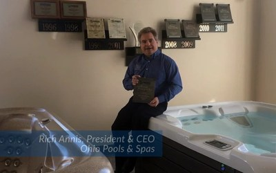 Rich Annis, President-Ohio Pools & Spas
