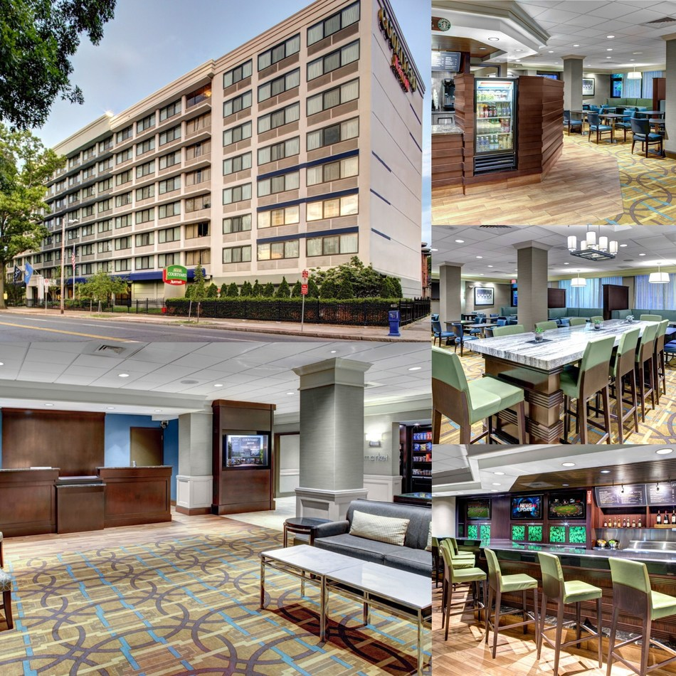 The Courtyard by Marriott New Haven at Yale University has completed a significant upgrade of its guest rooms and public areas - providing its guests a superior experience while traveling for business or pleasure.