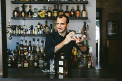 Renowned mixologist Charles Joly created three The Hilhaven Lodge cocktails and one offering from CIROC to be served during the Oscars(R) and the Academy of Motion Picture Arts and Sciences' Governors Ball after-party on February 26, 2017.