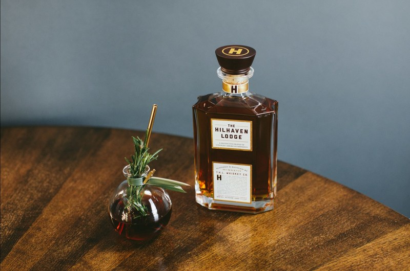 The Hilhaven Lodge Whiskey will star during the Oscars(R) and the Academy of Motion Picture Arts and Sciences' Governors Ball after-party on February 26, 2017, as the perfect whiskey for those celebrating Hollywood's biggest night. THE LODGE: 1.5 oz. The Hilhaven Lodge Blended Straight American Whiskey, 0.3 oz. Punt e Mes Sweet Vermouth, 0.3 oz. East India Sherry, 3 drops Chocolate Bitters.