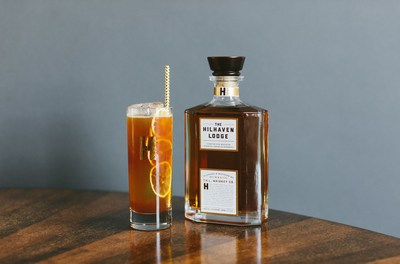 The Hilhaven Lodge Whiskey will star during the Oscars(R) and the Academy of Motion Picture Arts and Sciences' Governors Ball after-party on February 26, 2017, as the perfect whiskey for those celebrating Hollywood's biggest night. THE ROAD LESS TRAVELED: 1.5 oz. The Hilhaven Lodge Blended Straight American Whiskey, 0.75 oz. Fresh Lemon Juice, 0.5 oz. Bourbon Vanilla Chai Tea, Dandelion Soda.