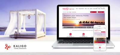 Kaligo Travel Solutions and Velocity Frequent Flyer launch flexible new online hotel redemption platform.