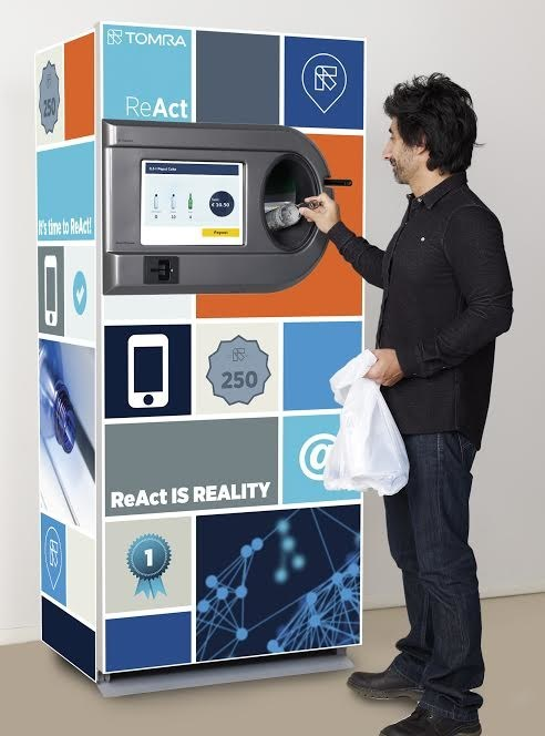 Tomra Launches Smart Recycling Revolution