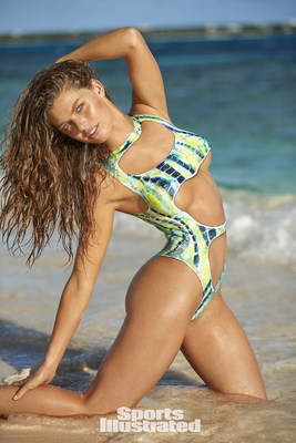 See more on si.com/swimsuit. The issue is on newsstands now. Photo credit: TK Photographer/SPORTS ILLUSTRATED