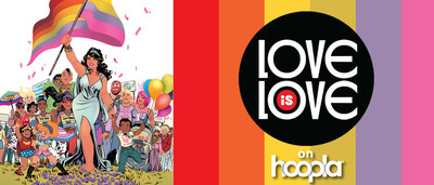 Patrons of participating libraries can now access the hard-to-find title on hoopla's service, the proceeds of which will be donated to Equality Florida to benefit victims of the Pulse nightclub shooting.