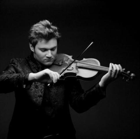 Alexandre Da Costa, virtuose du violon, offrira un cours de maître au Conservatoire de musique de Montréal le 24 février. (Groupe CNW/Conservatoire de musique et d'art dramatique du Québec)