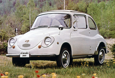 Subaru of America Announces 50th Anniversary Celebration Year. The Subaru 360 debuted in the U.S. in 1968 and was the first car imported by Subaru of America, Inc.