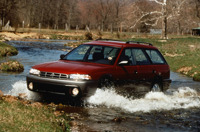 "The Outback is Subaru's flagship model known world-over as the ""World's First Sports Utility Wagon."""