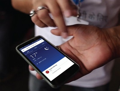 IBM and The Weather Company Unveil World's First Mobile Weather Alerting Platform for Underserved Populations in Emerging Markets