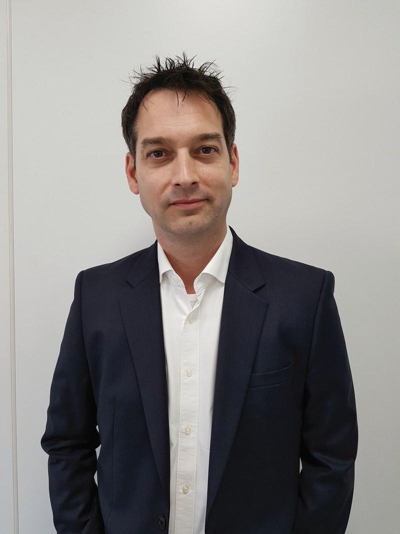 Nick Dawson, Global Director Knox, Samsung (PRNewsFoto/Samsung)