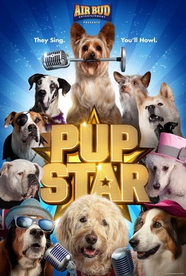 Air Bud Entertainment Announces the Broadcast Premiere of 'PUP STAR' - Family Adventure Debuts on Disney Channel Friday, February 17, 8:30 p.m. ET/PT All-New Franchise