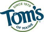 Tom's of Maine Launches New Body Care Line Featuring Organic Botanicals