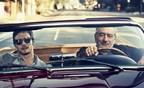 Ermenegildo Zegna met en scène Robert de Niro et McCaul Lombardi dans sa nouvelle campagne