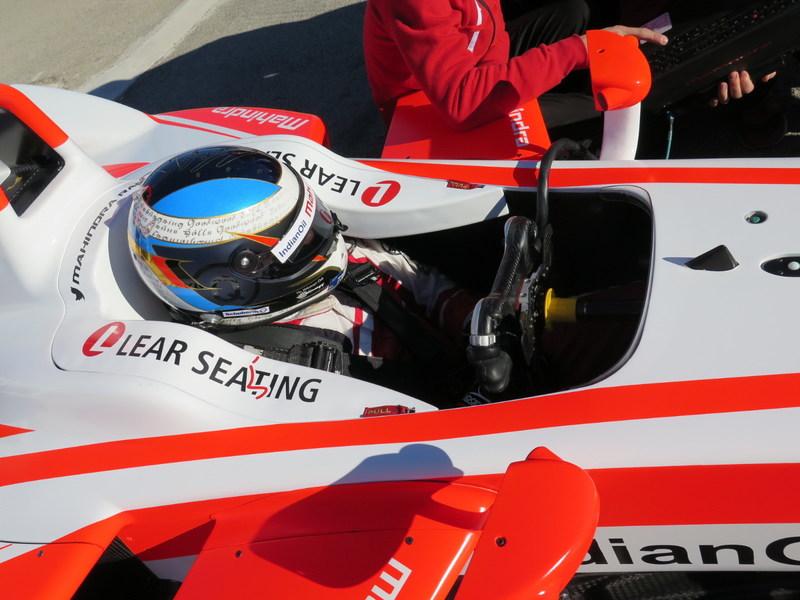 Lear Seating is Proud to Sponsor Mahindra Racing
