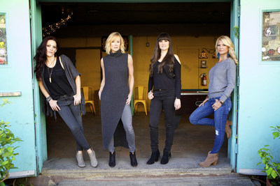 All-Female Pop/Rock Band The Mrs To Release Self-Titled Debut Album March 10 Featuring Themes Of Empowerment