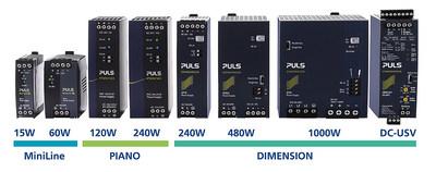PULS DIN Rail Power Supplies