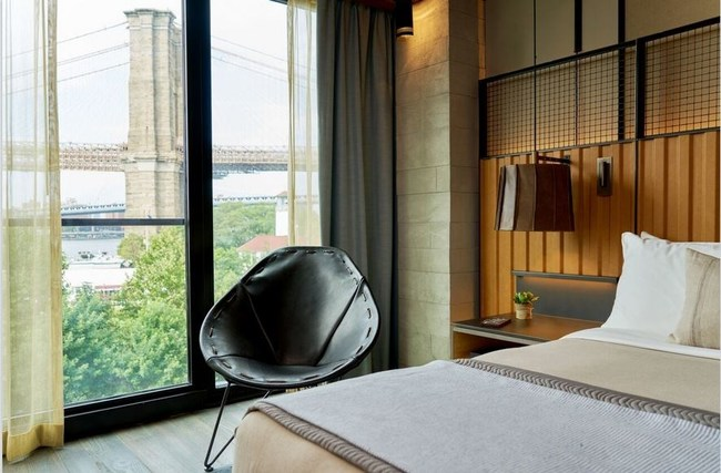 1 Hotel Brooklyn Bridge Suite