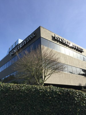 1st Security Bank is headquartered in Mountlake Terrace, WA