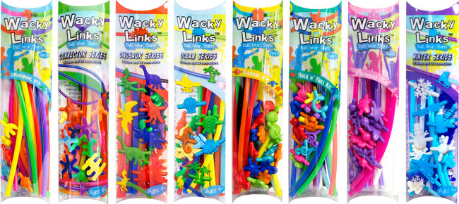 What Can YOU Make with Wacky Links(TM)?
