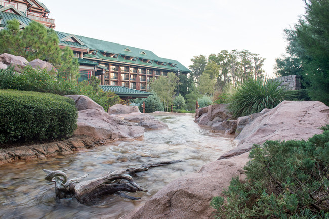 Disney's Wilderness Lodge - a traveler-favorite