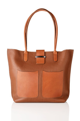 This beautiful bag is perfect and versatile for everything you need whether you use it day or night. The roomy interior can hold your daily essentials along with smart interior and exterior pockets to keep your smaller items safe and secure.
