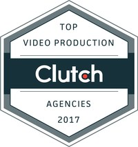 Clutch Recognizes Leading Video Production Agencies