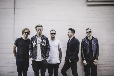 OneRepublic, photo credit: Genevieve Tedder