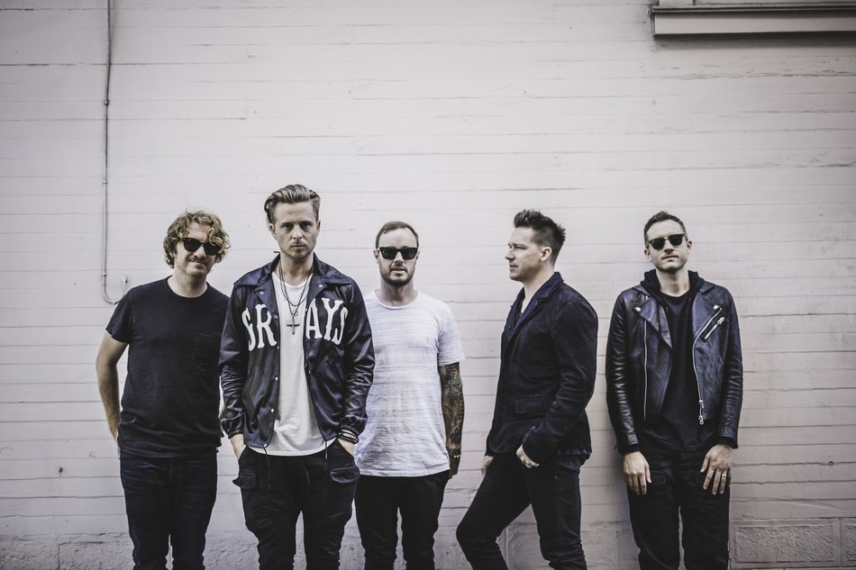 OneRepublic, photo credit: Genevieve Tedder