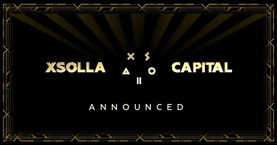 Xsolla Capital announced - Meta image for social media sharing