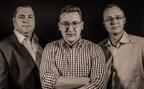 (L-R) Xsolla Capital partners - Brett Brown, Aleksandr Agapitov, Dmitri Bourkovski (PRNewsFoto/Xsolla)