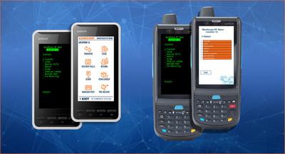 "SmartTE transforms ""green screen"" application screens into modern, touchscreen application screens."