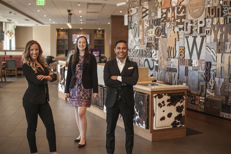 White Lodging Services announced today that it has completed a corporate rebranding that reflects its evolution as a trendsetter and innovator in the hospitality management space -- and a people-centric company driven by passion, excellence and engagement among its 12,000 associates.