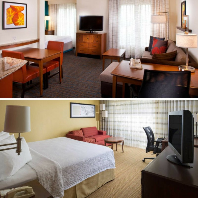 Offering unbeatable convenience to Daytona International Speedway, Courtyard Daytona Beach Speedway/Airport and Residence Inn Daytona Beach Speedway/Airport give motorcyclists a comfortable headquarters for their visit to Daytona Beach Bike Week.