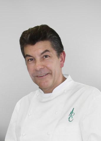 Régis Marcon, chef-propriétaire de l'Hôtel Restaurant Régis & Jacques Marcon, 3 étoiles Michelin, à Saint-Bonnet-Le-Froid (France) (Groupe CNW/INSTITUT DE TOURISME ET D'HÔTELLERIE DU QUÉBEC)