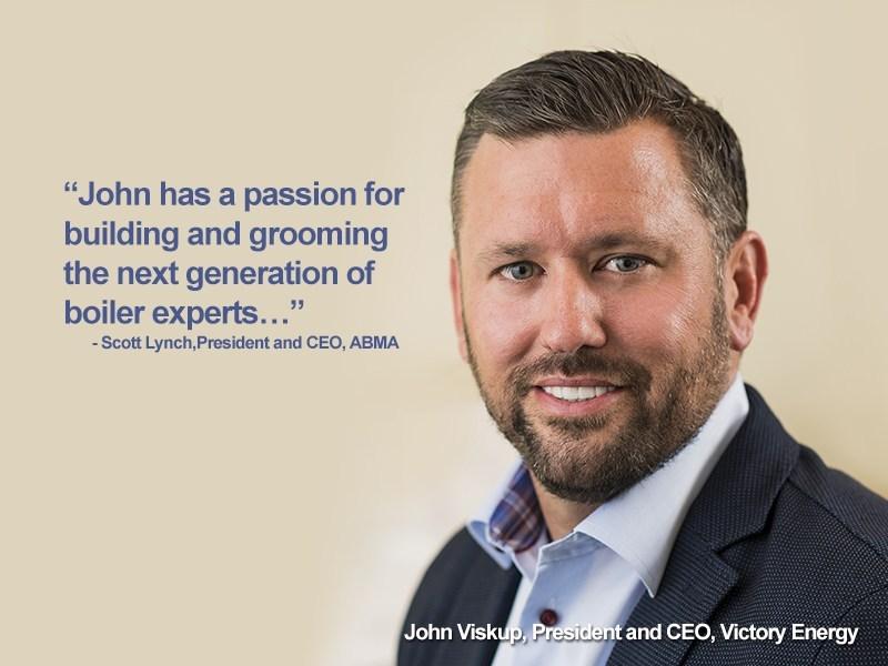 John Viskup, CEO Victory Energy