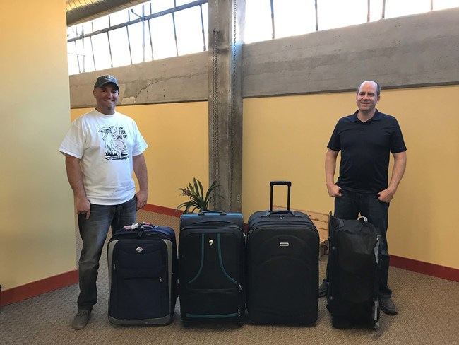 Scott and Garrett are headed to Guatemala to help build the additional room onto the orphanage.