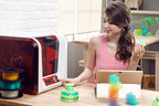 New 3D Printing Solutions from XYZprinting for Consumers and Professionals Available February 2017