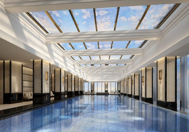 St. Regis Hotels & Resorts announces the highly-anticipated opening of The St. Regis Changsha, the iconic luxury hotel brand's eighth hotel in Greater China.