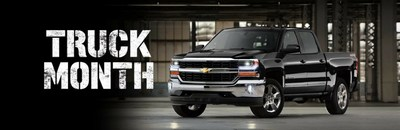 Al Serra Colorado celebrates Chevy Truck Month