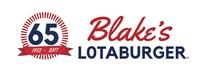 Blake's Lotaburger 65th Anniversary Logo
