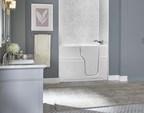 Jacuzzi Luxury Bath announces partnership with BathWraps to distribute Jacuzzi® Brand Walk-in Bathtubs