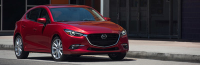 Dayton, Ohio area car shoppers can save on vehicle leases for a variety of Mazda models, including the 2017 Mazda3 Sport.