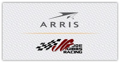 ARRIS Renews Multi-Year Sponsorship with Joe Gibbs Racing