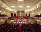 Crystal River Cruises To Offer Exclusive Complimentary Event At Amsterdam's Royal Concertgebouw
