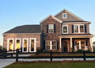 CalAtlantic Homes announced the Grand Opening of Brickhope Plantation,  a beautiful collection of luxury homes located in highly-desirable Goose Creek, SC. The public is invited to tour the stunning new community during a Grand Opening celebration on Saturday, February 18 from 12:00 p.m. to 4:00 p.m.